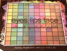 e.l.f.ELF STUDIOS LIMITED EDITION ENDLESS PRO 144 COLORS EYESHADOW PALETTE~GIFT!