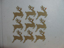 Stampin' Up!/EK Success Christmas Reindeer Punches Set of 9