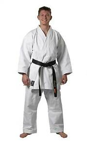 Karategi Tokaido Tsunami silber 12OZ Karate Anzug in bester Tokaido Qualität