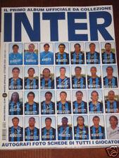 INTER FOOTBALL CLUB 2004/10 ALBUM ANNUARIO ALMANACCO @@
