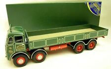 "Corgi 10103: ERF V 8 Wheel dropside Lorry ""k. thomas Ltd"" en 1/50, n e u & o V p"
