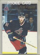 02-03 2002-03 STADIUM CLUB RICK NASH ROOKIE RC 126 COLUMBUS BLUE JACKETS