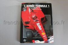 D538 Livre F1 Année Formule 1 2000 2001 Jean Todt Chronosports voiture 2