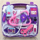 Pretended Doctor's Nurse Medical Carry Case Medical Kit Role Play Kids Toy