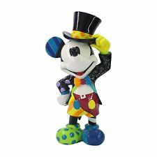 Disney Britto 6006083 Mickey Mouse with Top Hat Figurine