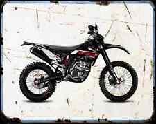 Gas Gas Ec 250 10 1 A4 Metal Sign Motorbike Vintage Aged