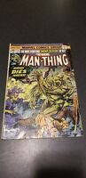 Man-Thing (1974 series) #10 Marvel comics