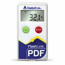 DeltaTrak 40202 FlashLink® PDF Multi-Use Data Logger