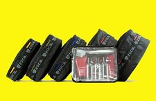 Zuca PRO Packing Pouch Set - 6 Pieces - TRAVEL Version -  NEW!