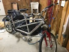 Used Motiv Tandem  All Terrain  Bicycle, 21 Speeds, Mixte Frame