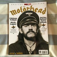 Motorhead Team Rock Special Edition Magazine