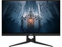 "AORUS FI27Q 27"" Frameless Gaming Monitor, Quad HD 1440p, 95% DCI-P3 Color Accura"