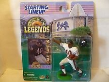 Gale Sayers Chicago Bears NFL Hall of Fame Legends Starting Lineup Figure NIB
