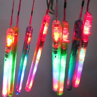 5Pc Blinking Flashing Wand LED Glow Light Up Sticks For Party Christmas Concert