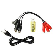 USB Flights Simulator Cables for Realflight Phoenix RC Virtual Reflex XTR TOP