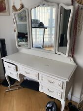 Shabby Chic French Style Mirror Dresser