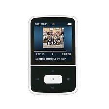 Bluetooth Version | AGPTEK G05W 8GB Portable Bluetooth Clip Mp3 Player wi... New