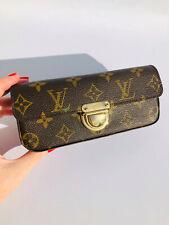 Auth Louis Vuitton Monogram Canvas sunglasses clutch case SOLD OUT bag Pouch