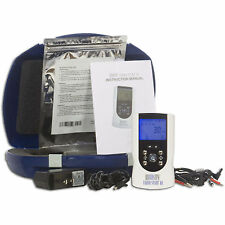Intensity Twin Stim III TENS Unit w/ EMS - NEW OTC TENS Machine Warranty - Pads
