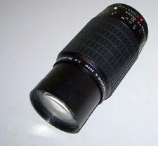 Pentax-A 70-210mm f/4 Macro Zoom Lens K1000 ME P3 P30 A3000 MG