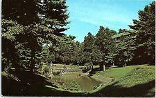 Postcard Ny Rosendale Sunrise Hillcrest Lodge I2