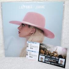 "Lady Gaga Joanne 2016 Taiwan Promo Display+flyer (12""X12"")"
