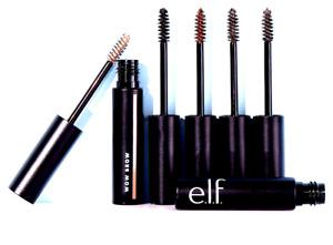 ELF Wow Brow Gel - Tinted Eyebrow Fibre Mascara Wax-Gel Hybrid 5 Shades E.l.f.
