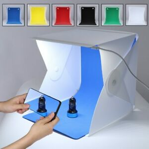 Portable Photo Studio Mini Foldable Shooting Tent Photography Light box