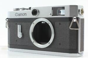 【 Near MINT+++ 】 Canon P Rangefinder 35mm Film Camera Body from JAPAN