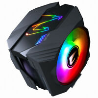 """NEW""GIGABYTE AORUS ATC800 RGB FUSION CPU COOLER for INTEL AMD -FEDEX SHIP-"