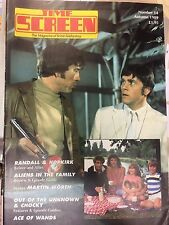 Time Screen 14 Randall & Hopkirk Chocky Aliens in the family 1989