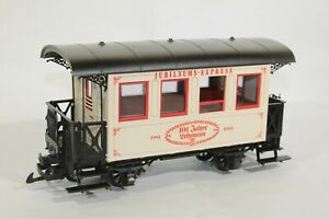 LGB 1982 Passenger Car 101st Anniversary Made in Germany Limited Ed. Jahreswagen