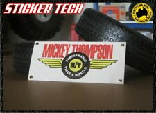 1/10 SCALE MICKEY THOMPSON WORK SHOP GARAGE BANNER SUITS PROLINE RC TRUCK BUGGY