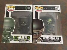 Alien Movies Xenomorph Blood Splatter Exclusive 430 & 30 Funko Pop Vinyl Aliens