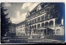 H 264 - Gera , städt. Krankenhaus, um 1938 gelaufen