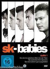 DVD BOX - RELAY 1 - SK-BABIES - 3-DISC SET - NEW / ORIGINAL PACKAGE