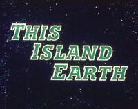 This Island Earth 1955 Lot 165+ mounted original film cells slides Sci-fi