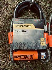Kryptonite Evolution Mini -7 11-14mm U-Lock with FlexFrame