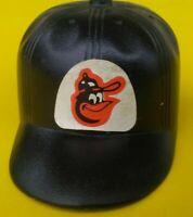 1980 Baltimore ORIOLES Vintage LEAF mini Cap hat gumball Baseball bat helmet old