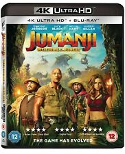 Jumanji: Welcome to the Jungle (4K Ultra HD + Blu-ray) [UHD]