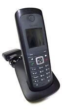 Siemens gigaset e49 e49h terminal móvil & cuenco de carga e490 e495 +2x baterías nuevas top!!!