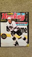 Panini Hockey '90-'91 Sticker Album - with 255 stickers 75% complete!!