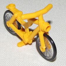 Lego Nuovo Luce Intensa Arancione Bicicletta Town Città Parte