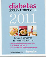 DIABETES BREAKTHROUGHS  Take Back Your Life Prevention