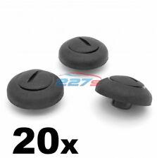 20x Plastic Wheel Arch Lining Splashguard Clips- Fits Kia & Hyundai 86825-26000
