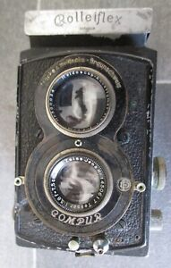 Standard Rolleiflex K2 Twin Lens Camera Model 6RF 621  1932-1934