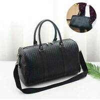 Woman Girl Ladies Black Luxury bag Holdall For Travel Weekend Overnight