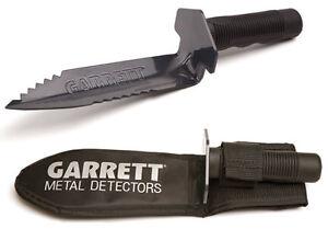 Garrett Metal Detecting Edge Digger with Holster