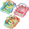 Baby Gym Lay&Play Comfort Activity Floor PlayMat Play Mat Toys & Mirror & Pillow
