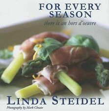 NEW For Every Season, There is an Hors D'Oeuvres by Linda Steidel